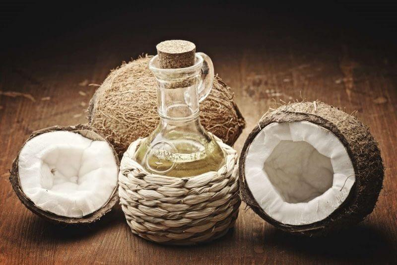 Kokosų aliejus odai