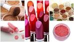 mineralinės dekoratyvinės kosmetikos gamybos pamoka