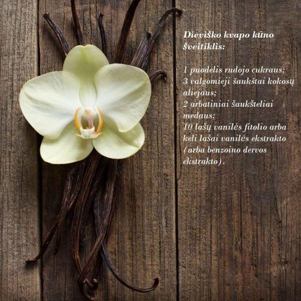 Vanilės šveitiklis