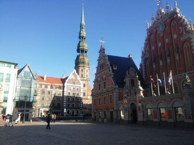 Aromaterapija Latvijoje ir Rygos kvapai
