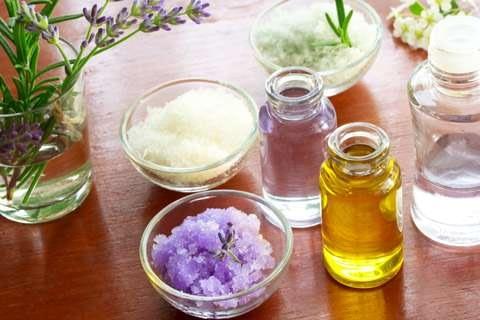 kosmetikos gamyba namuose