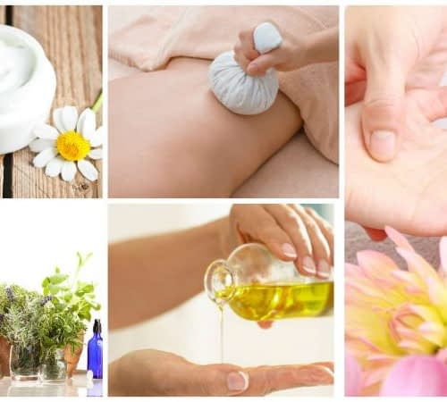 aromaterapija peršalus